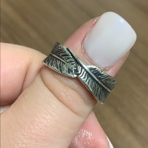 James Avery ring!!